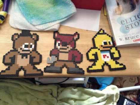 FNAF things I bought  by Dacat335