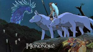 princess mononoke by shadoweater1