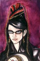 Bayonetta by Sass-Haunted