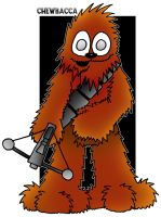 Lil' Chewbacca 2 by 5chmee