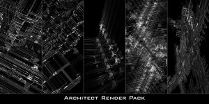 Architect Render Pack by thetwiggman