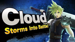 Cloud Storms Into Battle by JimmyPiranha