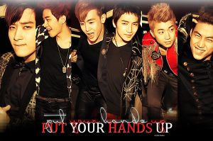 2PM Hands Up by RozaChan