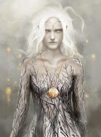 Heir of Fire. by uponadaydreamer