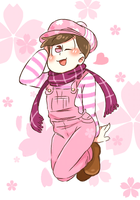 [Collab] totty is love~ by Brabbitwdl