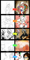 Before and After by Cherry-sama