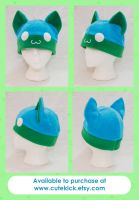 Earth Day Cat Hat by cutekick