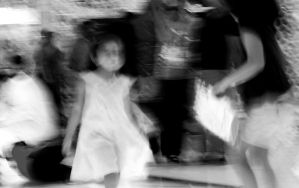 Kids don't stay still by AbdoHad