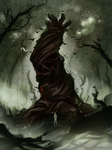 Twisted Tree by blueisocean