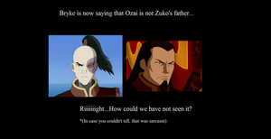 Ozai is not the father? by Redbayly