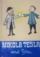 Nikola Tesla and you book safe by paintmeaperfectworld