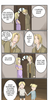 FullMetal Alchemist Omake: Family Vacation by Perfectlykawaii93