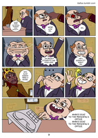 Tom Is A Force Of Evil: Chapter 1 Page 9 by midnightclubx