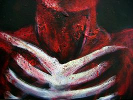 Vein Man - Detail by ChaoticInsanity13