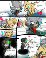 ENG- Is Silver here ? by Zubwayori