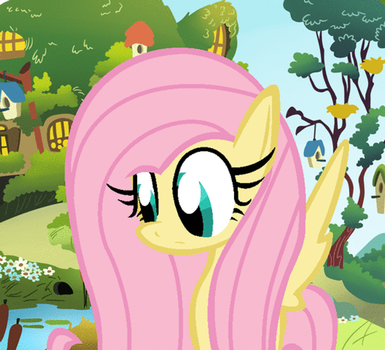 [Animated Gif] FlutterBat still exists by LittleCloudie