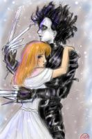 Edward Scissorhands by AstuteObservations