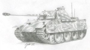 Panther D by JamJorge