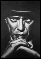 Steve Buscemi as Enoch 'Nucky' Thompson by FredrikEriksson1