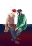 Even if you never remember... by lushan
