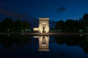 Debod Temple 2 by Dhaundre
