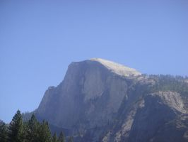 Half Dome by WillowTreeWitch