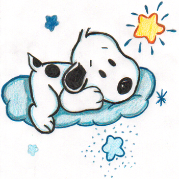 Snoopy by sweetlikecandy