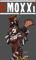 -Mad Moxxi- by RunicKnight