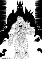 Arthas Menethil by mr-zlobsky