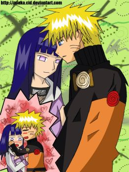NaruHina - Our Moment by MiaKa-CiD