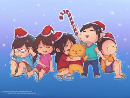 merry christmas by Indignation