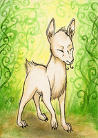 Illumee ACEO by FoxInShadow