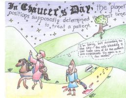 In Chaucer's Day... by stephferbee