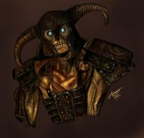 Draugr by Rametic
