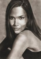 Halle Berry by AmBr0