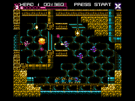 Preview - My NES style game by Carnivius