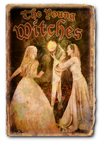 Book Cover - The Young Witches by nine9nine9