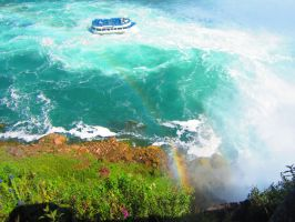 Maid of the Mist by Michies-Photographyy