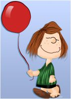 Peppermint patty by Zvalosch