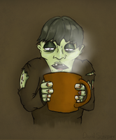 Coffee Zombie by Toasted-Cookies
