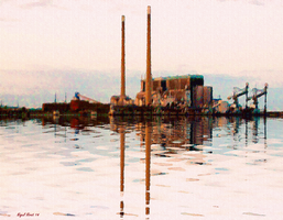 Tilbury Power Station by Nigel-Hirst