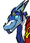 Optimus headshot by AURORE1842
