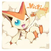 Victini by Watteri91