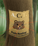 A.C.T. - Pedo Hunting - Damsel Crazy Demons - 00 by Darkstar-Archangel