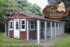 Outdoor Dog Kennels In Lancaster PA by Thedogkennelcollecti