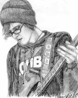 Mikey Way-My Chemical Romance by ou812cmr2