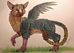 Trico by VorpalBeast