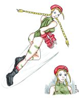 Cammy White by CrimsonStigmata2501