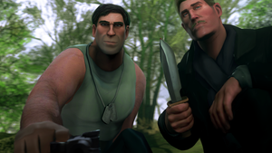 Inglourious Basterds (TF2 version) by FrvrStallone