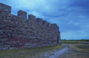 Fortress of Eketorp by HenrikSundholm
